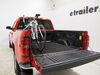 Topline 2 Bike Carrier Truck Bed Mounted Expandable Bike Rack 2 Bikes UG2500