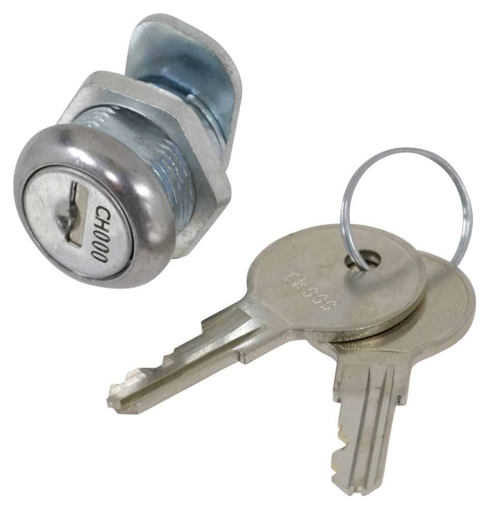 Replacement Lock Cylinder for UWS Toolboxes w Square Paddle