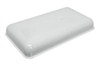 "Ventline Cap for RV Refrigerator Roof Vent - 5"" x 18"" Opening - White"