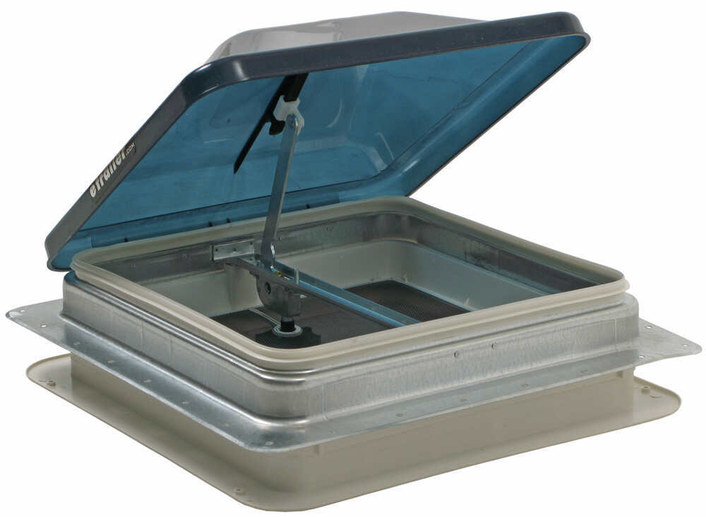 Venturi Roof Vents : Ventline ventadome trailer roof vent manual quot