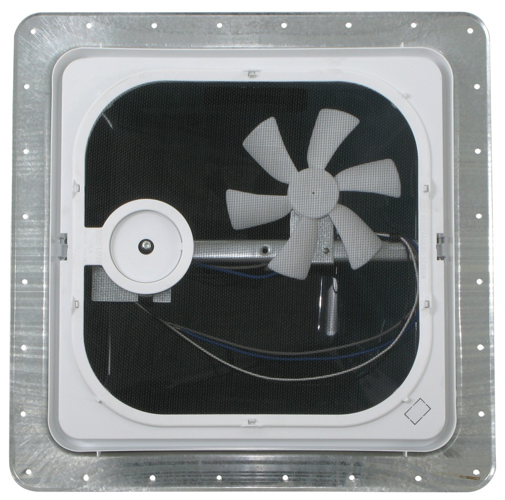 Ventline Ventadome Roof Vent W 12v Fan Powered Lift
