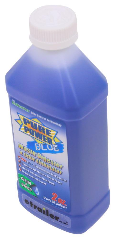 Pure Power Blue Treatment For Rv Holding Tanks Fresh