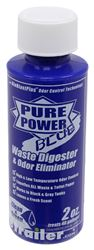 Pure Power Blue Treatment for RV Holding Tanks - Fresh Clean Scent - 4 fl oz Bottle - Qty 1