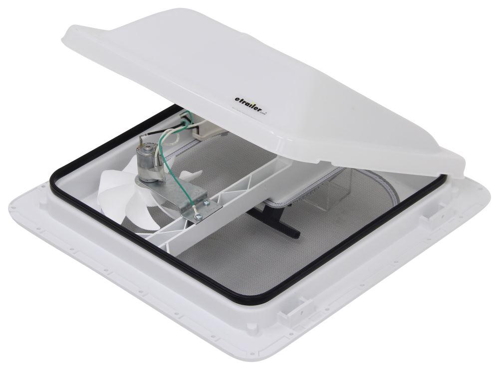 RV Vents and Fans V3094-601-00C - Manual Lift - Ventline