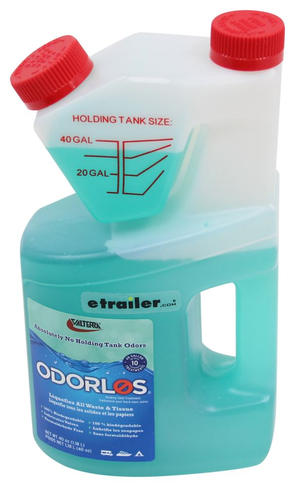 Odorlos Treatment For Rv And Marine Holding Tanks Scent