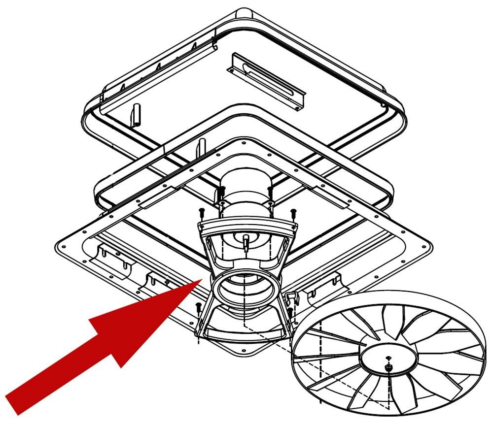 Service Manual 2005 Ford E350 Change Gas Tank Vent Line