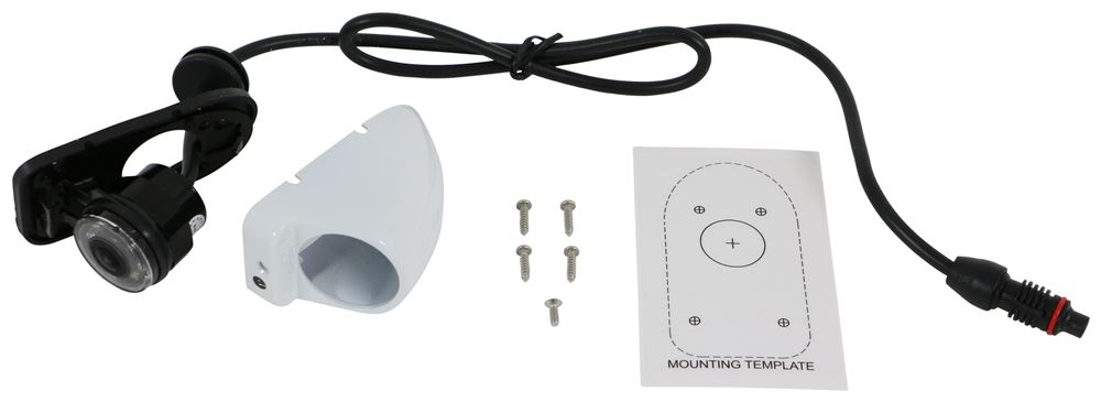 Voyager White Accessories and Parts - VCMS50RWT