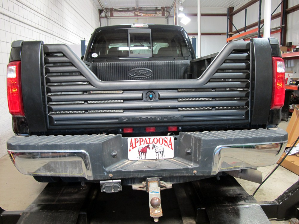 2008 Ford F-250 and F-350 Super Duty Tailgate - Stromberg Carlson
