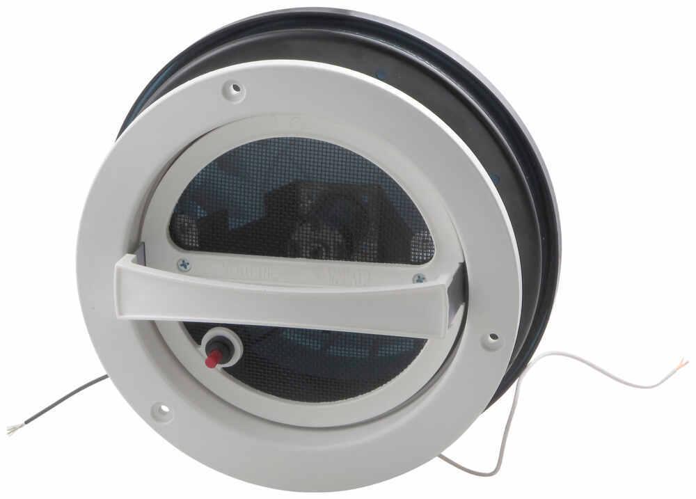 Rv Exhaust Fan : Ventline vanair trailer roof vent w v fan