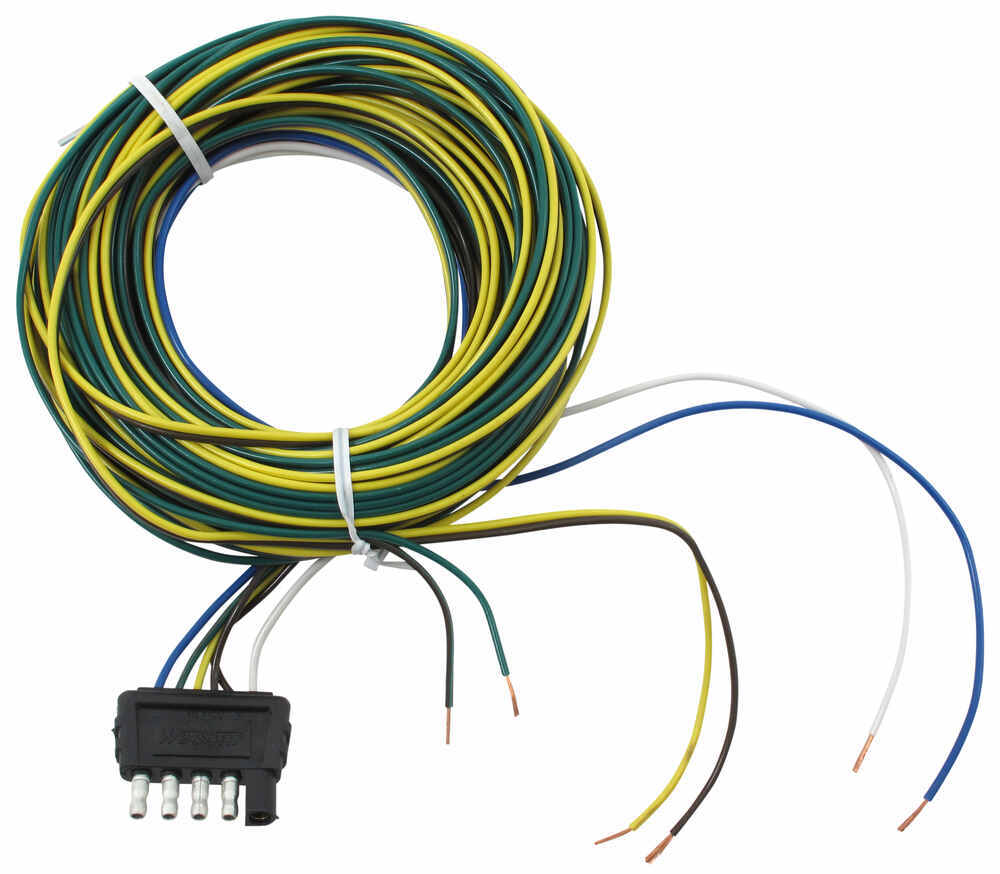 Wesbar 5-pole Flat Connector - Wishbone Style
