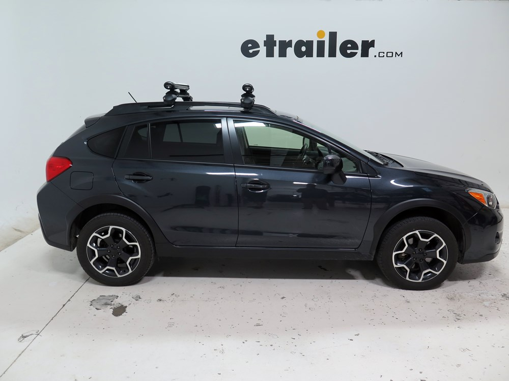2014 subaru xv crosstrek whispbar locking rooftop ski and snowboard carrier 6 skis or 4 boards. Black Bedroom Furniture Sets. Home Design Ideas