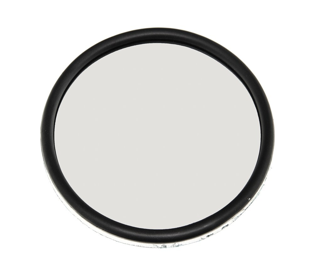 Round, Convex Blind Spot Mirror for Wheel Masters Vision Plus and Eagle Vision Towing Mirrors Convex WM6510