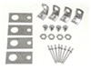 """Wheel Masters 4-Hose Inflation Kit - 16"""" to 19-1/2"""" Dually - Hub Mount 16 - 19-1/2 Inch Dual Tires WM8003"""