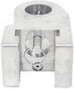weigh safe ball mounts drop - 10 inch rise 11 class iv 10000 lbs gtw ws10-2