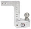 WS8-2 - Stainless Steel Ball Weigh Safe Ball Mounts