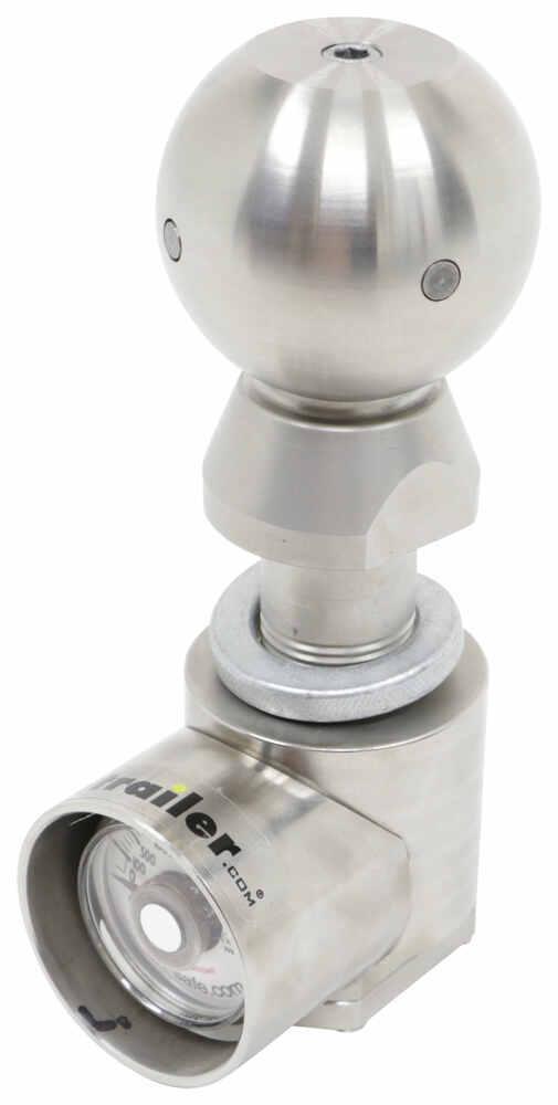 Hitch Ball WSUN-3 - 10000 lbs GTW,Class IV,Class V - Weigh Safe
