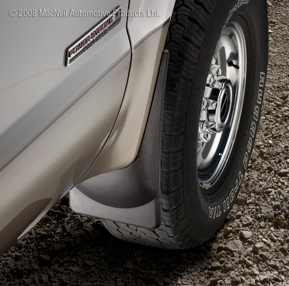 new arrival 212a8 b8941 WeatherTech Front and Rear Set Mud Flaps - WT110008-120004