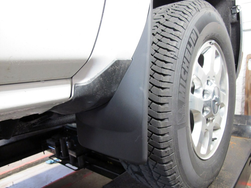 2015 Chevrolet Silverado 2500 Mud Flaps - WeatherTech