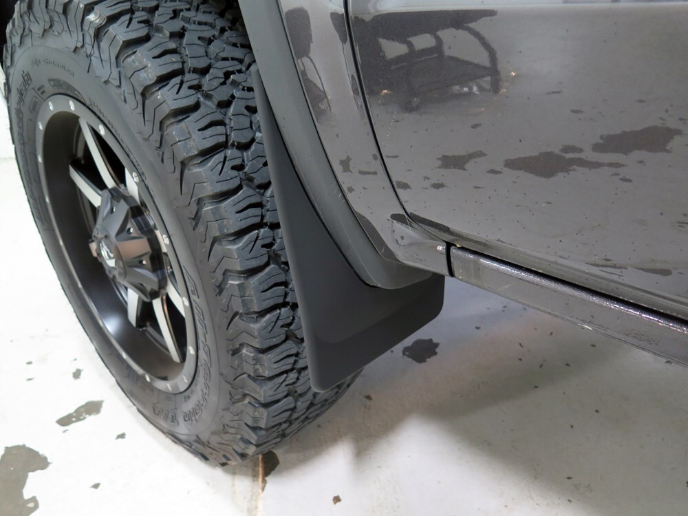 Weathertech Mud Flaps Easy Install No Drill Digital