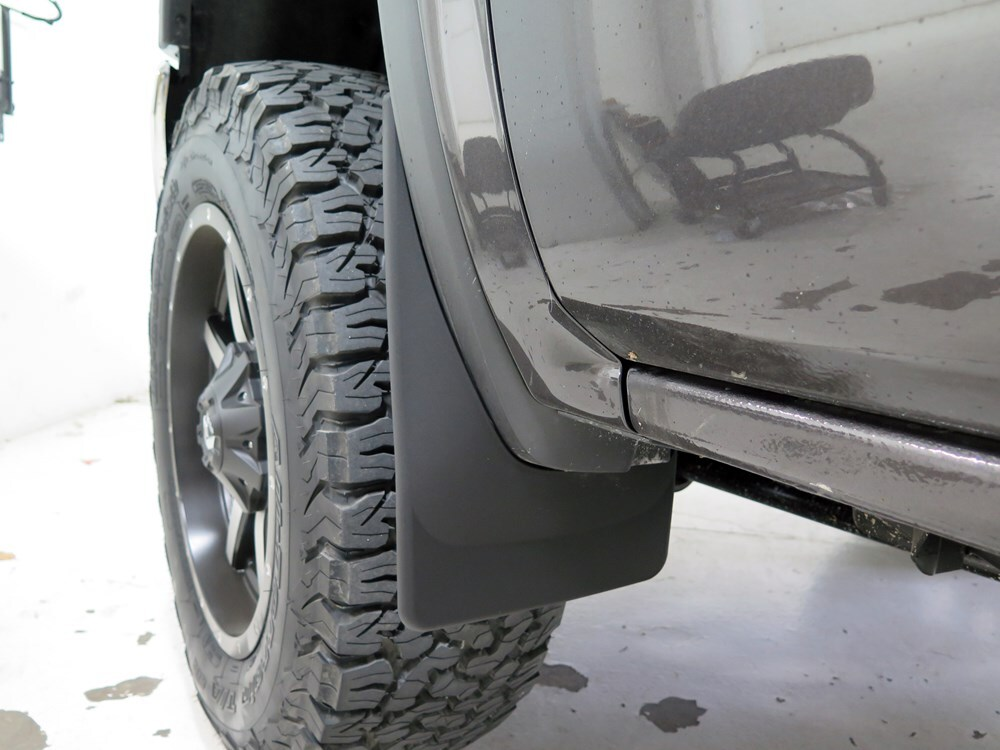 WeatherTech Mud Flaps - Easy-Install, No-Drill, Digital ...