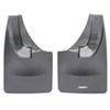 WeatherTech Mud Flaps - Easy-Install, No-Drill, Digital Fit - Rear Pair Custom Width WT120026