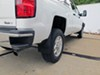 Mud Flaps WT120035 - Rear Pair - WeatherTech on 2015 Chevrolet Silverado 2500