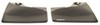 WT120035 - Rear Pair WeatherTech Mud Flaps