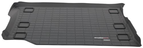 2019 Jeep Wrangler Unlimited Weathertech Cargo Liner Black