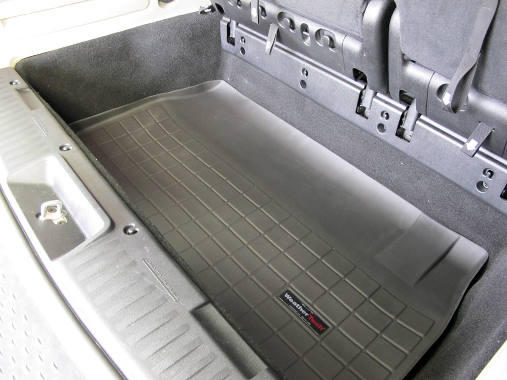 2015 chrysler town and country weathertech cargo liner black. Black Bedroom Furniture Sets. Home Design Ideas