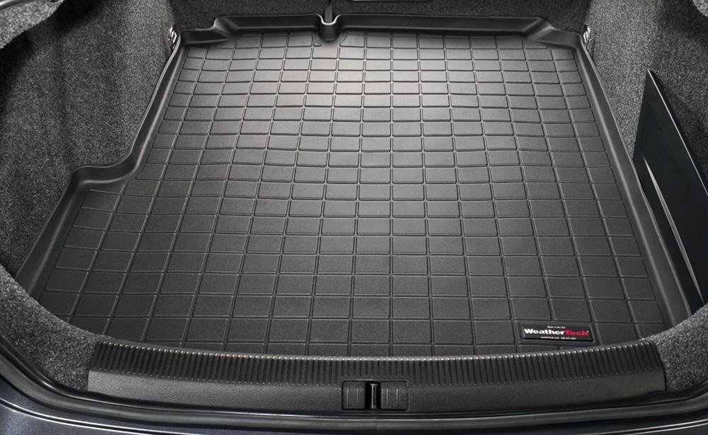 2007 Honda Odyssey Weathertech Cargo Liner Black