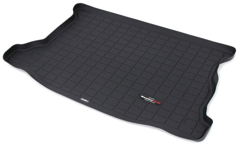 honda fit weathertech cargo liner black. Black Bedroom Furniture Sets. Home Design Ideas