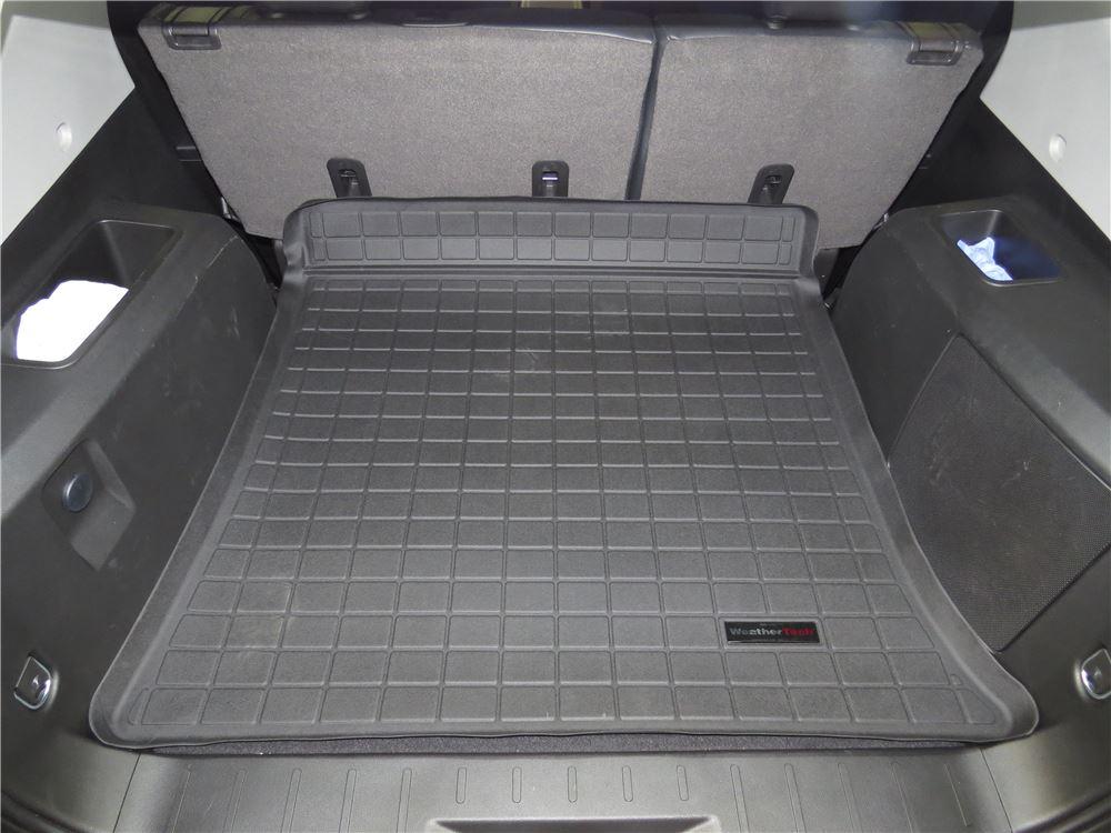 Weathertech Cargo Liner Black Weathertech Floor Mats Wt40442