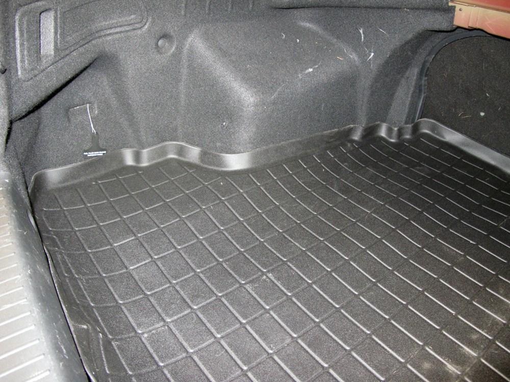 2011 hyundai sonata weathertech cargo liner black. Black Bedroom Furniture Sets. Home Design Ideas