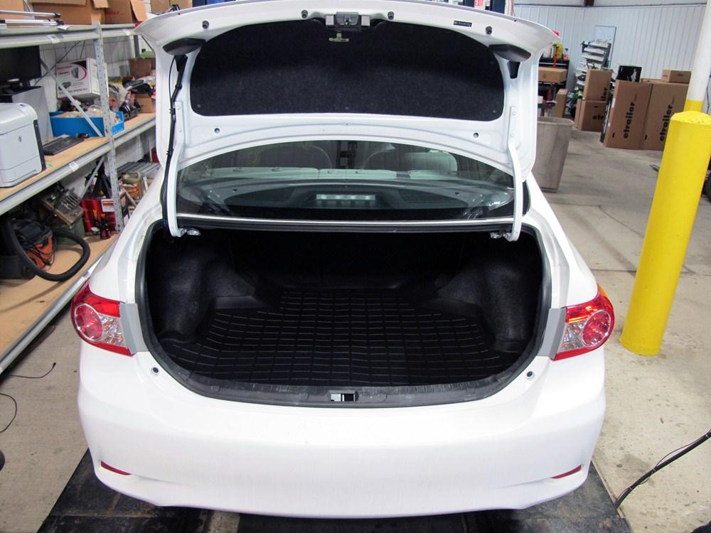 2013 Toyota Corolla Floor Mats Weathertech