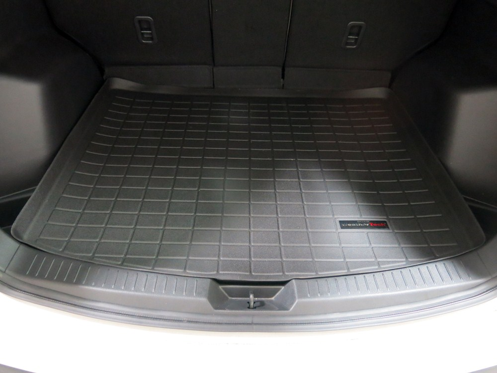 2016 mazda cx 5 weathertech cargo liner black. Black Bedroom Furniture Sets. Home Design Ideas