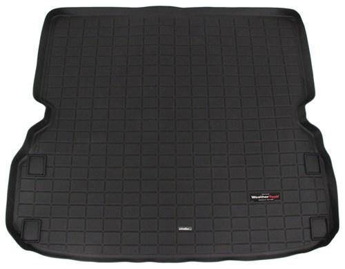 2013 Nissan Pathfinder Weathertech Cargo Liner Black