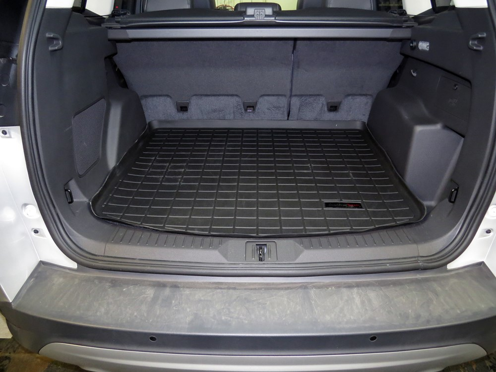 2014 ford escape weathertech cargo liner black. Black Bedroom Furniture Sets. Home Design Ideas