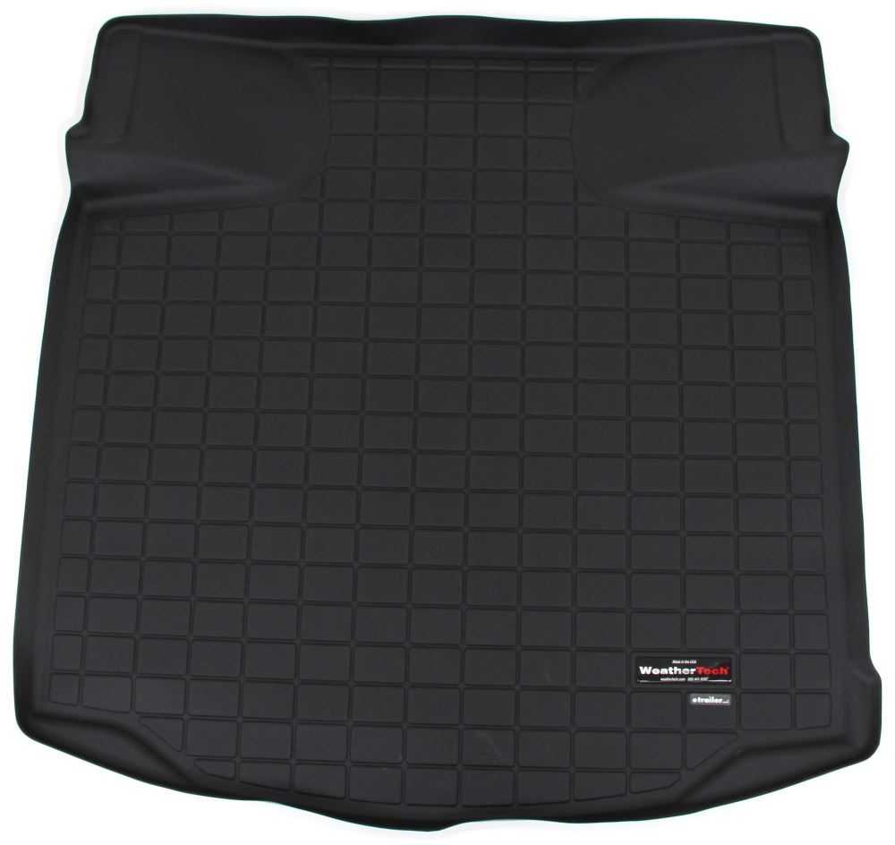 2015 chevrolet malibu weathertech cargo liner black. Black Bedroom Furniture Sets. Home Design Ideas