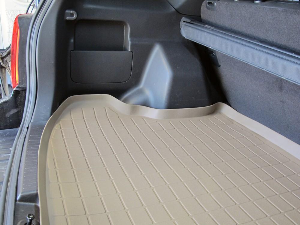 Ford Escape Weathertech Cargo Liner Tan