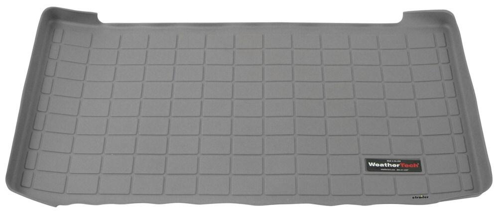 2008 toyota yaris weathertech cargo liner gray. Black Bedroom Furniture Sets. Home Design Ideas
