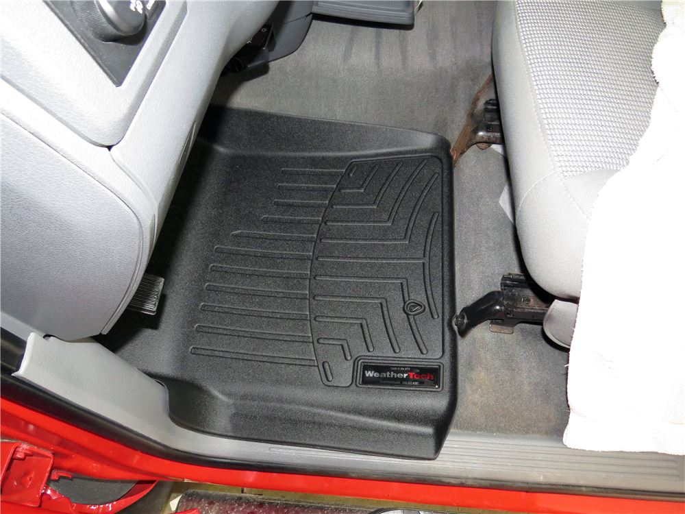 Weathertech Floor Mats Best Price >> 2008 Dodge Ram Pickup Floor Mats - WeatherTech