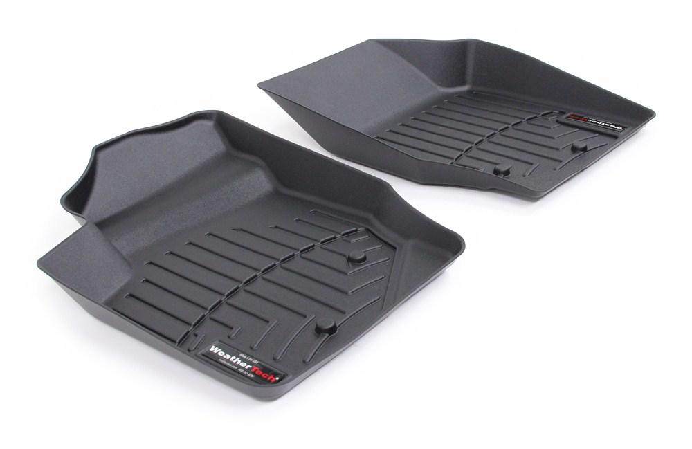 2012 volvo xc90 weathertech front auto floor mats black. Black Bedroom Furniture Sets. Home Design Ideas