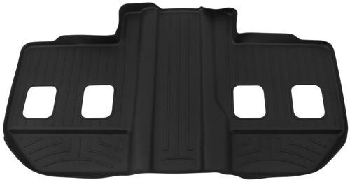 Weathertech 3rd Row Rear Auto Floor Mat Black