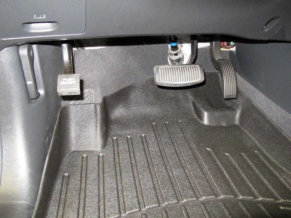2007 Hyundai Santa Fe Weathertech Front Auto Floor Mats