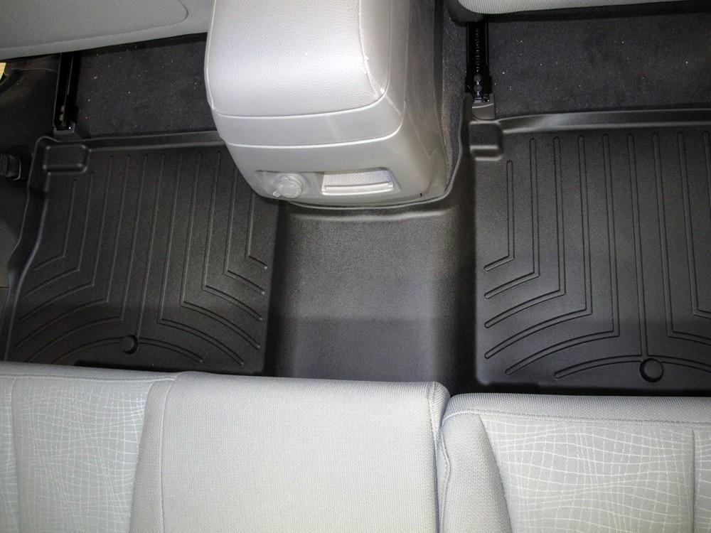 2011 Hyundai Santa Fe Weathertech 2nd Row Rear Auto Floor