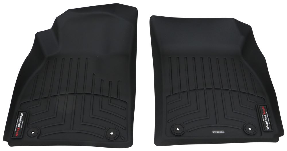 2011 buick regal weathertech front auto floor mats black for Regal flooring arizona