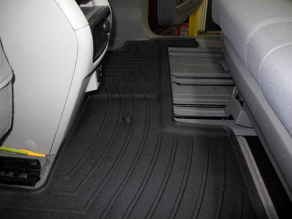 CHEVROLET TRAVERSE FLOOR MAT CLIPS ↺