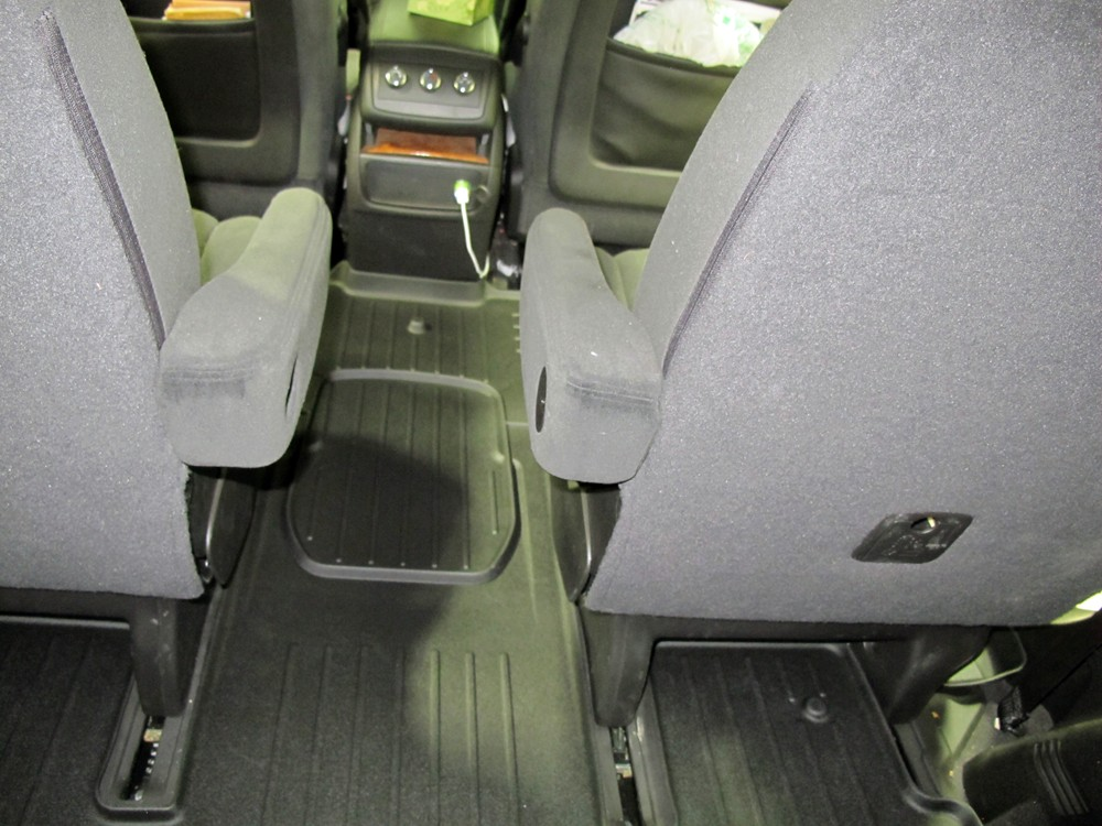 2012 Buick Enclave Weathertech 2nd And 3rd Row Rear Auto