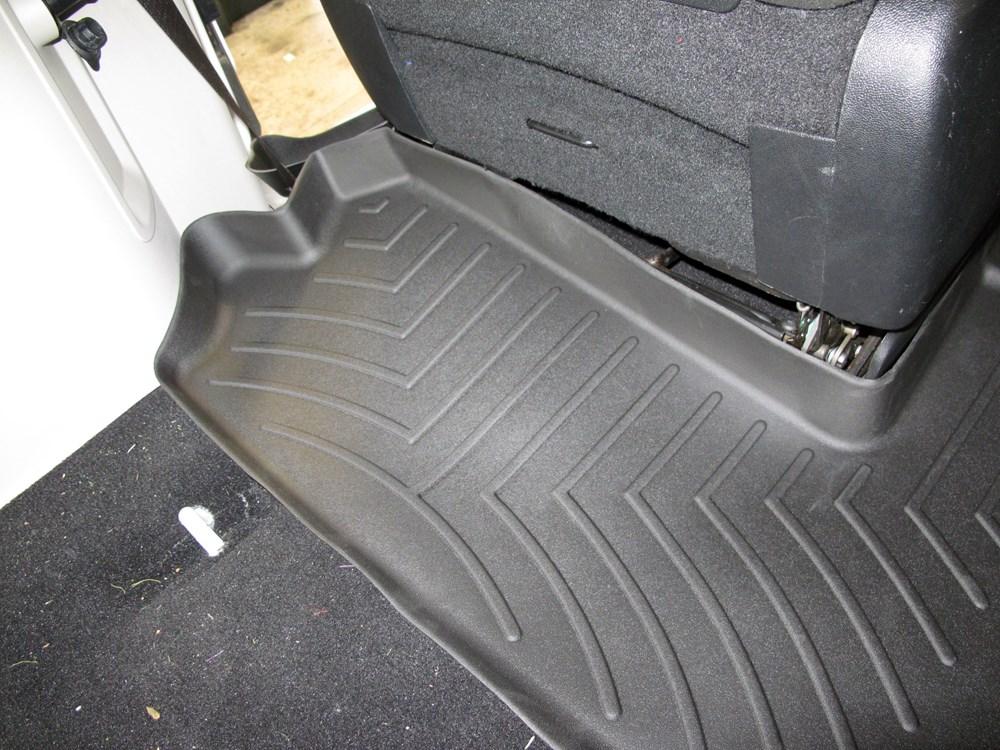 2013 Dodge Grand Caravan Floor Mats Weathertech