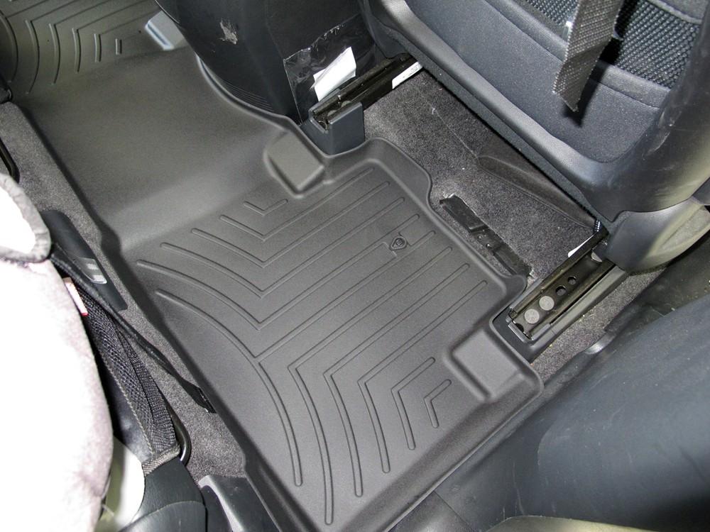 2015 Honda Pilot Floor Mats Weathertech